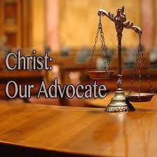 Jesus Is Our Advocate